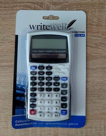 kalkulator naukowy solarny Writewell Authentic 216 funkcji
