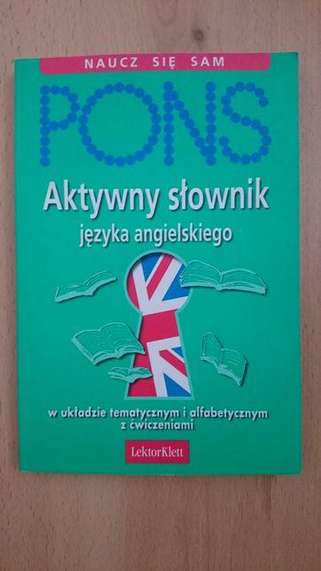 Aktywny słownik języka angielskiego, PONS