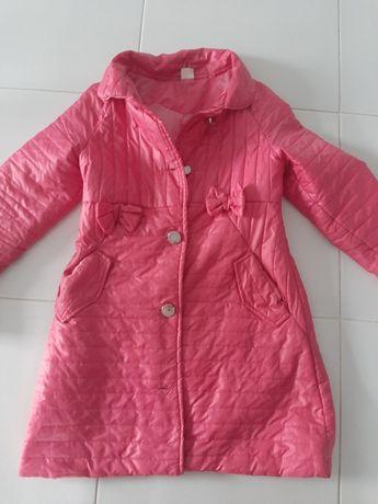 Płaszczyk  kurtka roz.134