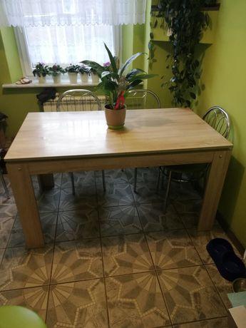 Stół rozkładany dąb saoma