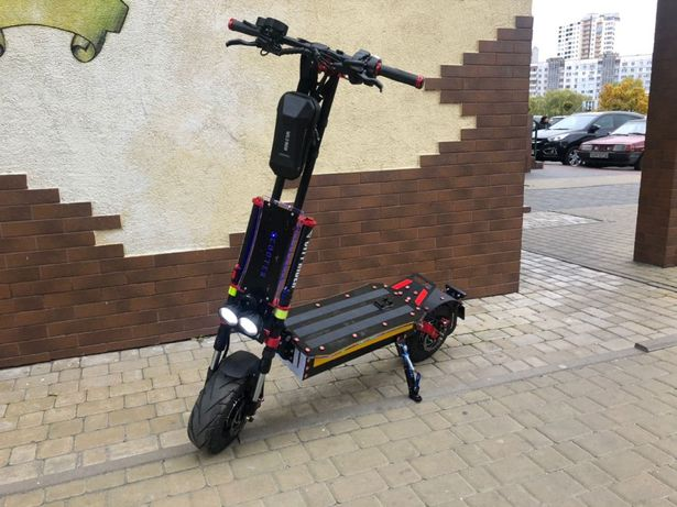 Электросамокат City Rider Boss 13''