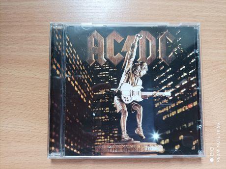 CD фирменный AC/DC - Stiff Upper Lip