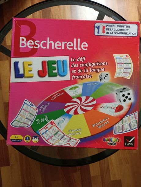 Gra edukacyjna Becherelle język francuski