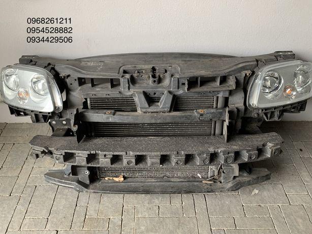 Телевізор радіатор фара підсилювач кріплення VW Caddy Каді