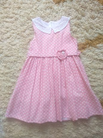Продам нарядне платтячко на дівчинку
