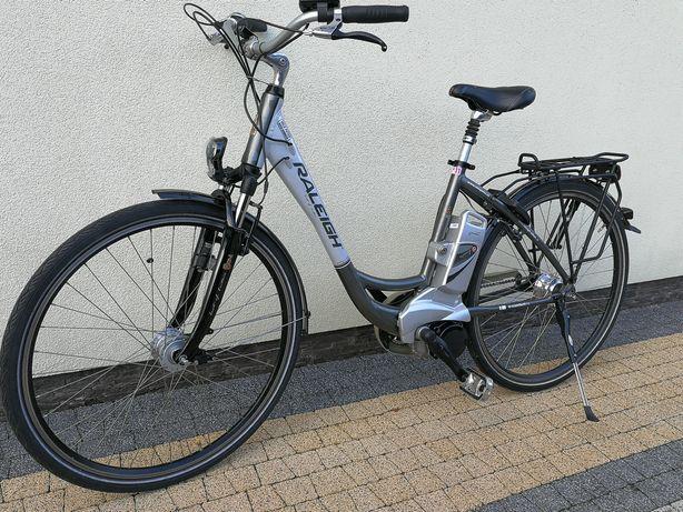 Rower elektryczny Raleigh 28
