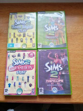 dodatki the sims