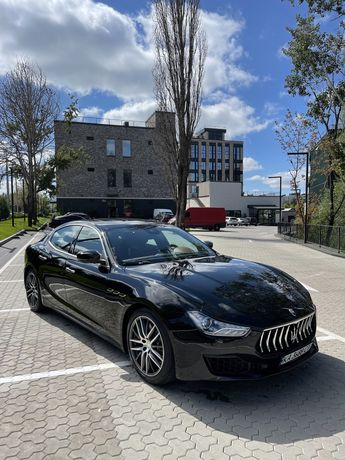 Maserati Ghibli SQ4 2017