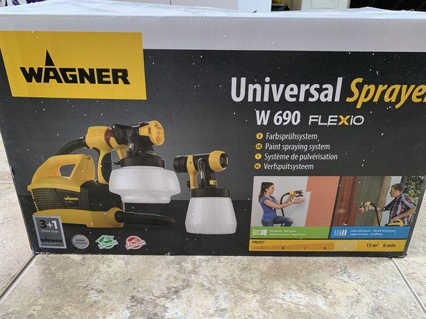 Turbina de Pintura Wagner Universal Sprayer W690 Flexio