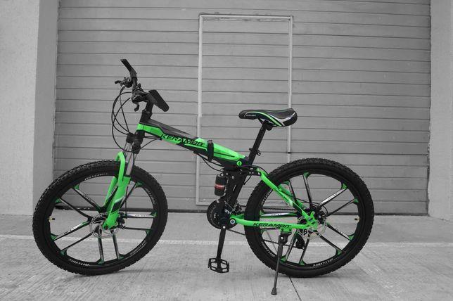 | Велосипед Складной На Литых Дисках | АКЦИОННАЯ ЦЕНА до 20.06