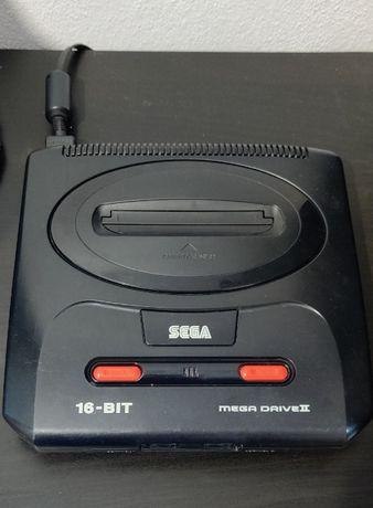 Sega Megadrive 2 16-bit Funcional