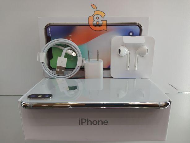 Магазин G8 iPhone X Silver 256gb Neverlock гарантия 3 МЕСЯЦА