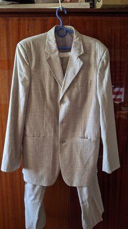 Белый костюм Legend Classic 46р.