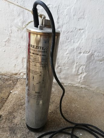Bomba de poço trifásica 1cv/1,5kw