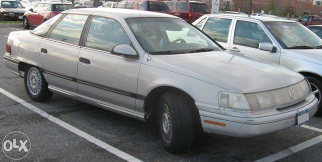 Ford Mercury Sable, Форд Меркури Сейбл, 1991г. 3.8L, 3.0L