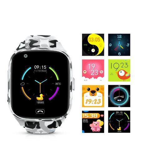 Smartwatch 4G dla dzieci lokalizatror GPS,WIFI-polskie menu