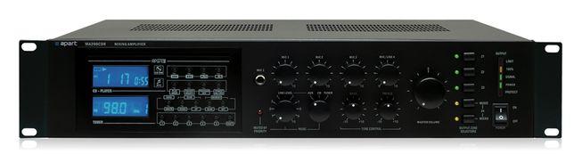 misturador amplificador