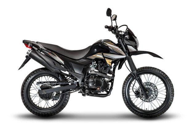 Мотоцикл Loncin LX 200 GY-3 Pruss
