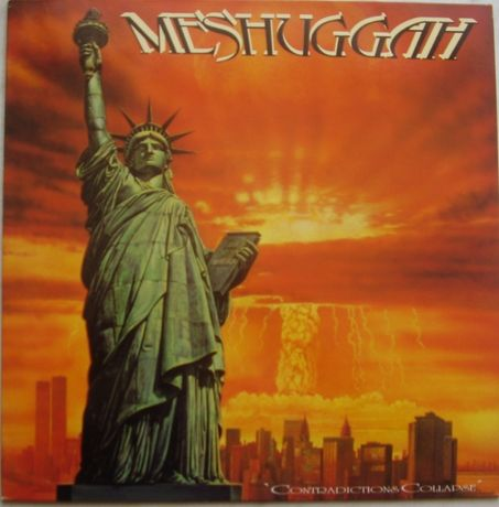 Meshuggah – Contradictions Collapse