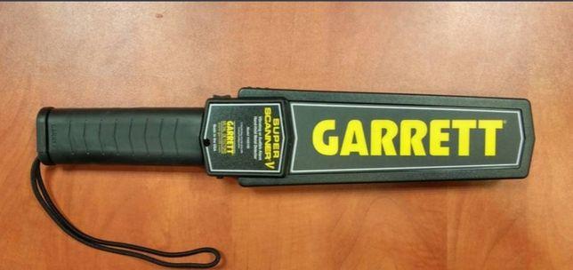 Wykrywacz metali Garrett SUPER SCANNER V Gwarancja wysyłka.