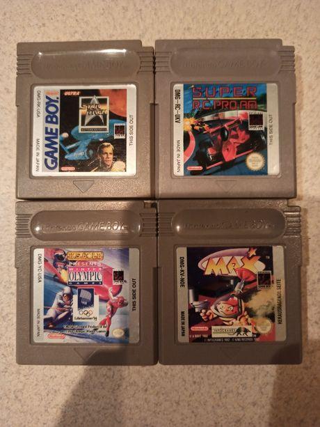 Game Boy GameBoy Classic Gry