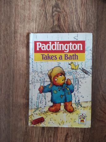 Paddington bear miś po angielsku takes a bath