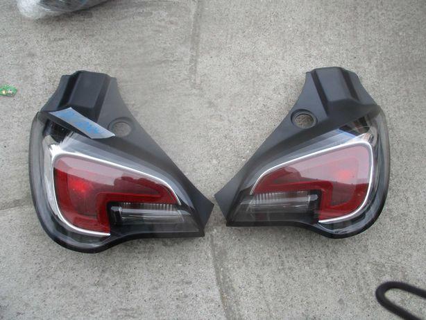 Opel Adam lampa lampy lewa prawa tył tylne Komplet