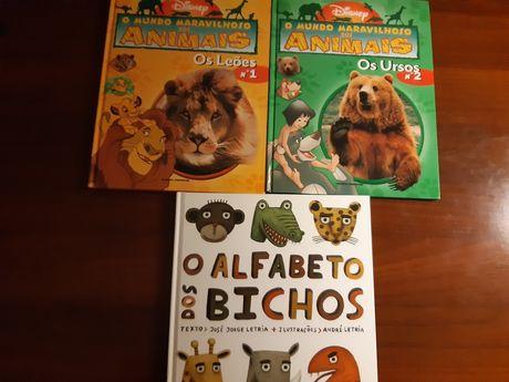 Livros Didáticos e Infantis