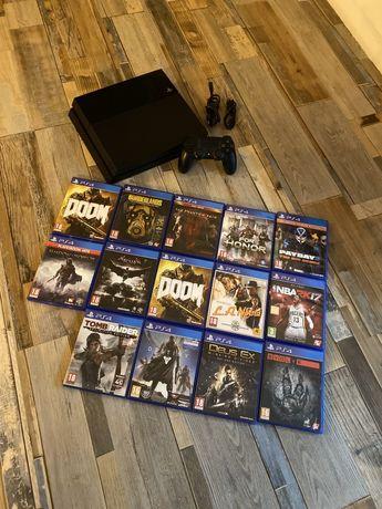 PlayStation Ps 4 + Gra! Zamiana Ps 3 Xbox 360 One S!