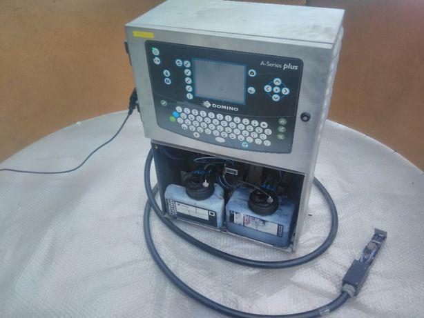 Drukarka natryskowa przemysłowa A100 + A200 plujka datownik videojet