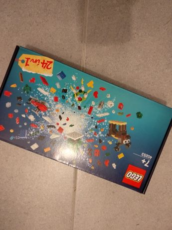 Lego 40253 Okolicznościowe - Świąteczne budowanie z LEGO