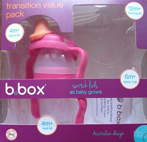 B box 2 końcówki NOWE