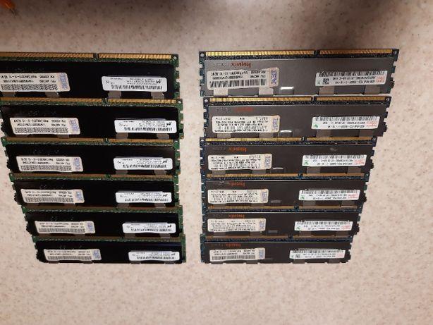 Серверный модуль памяти 4GB DDR3-1066 RDIMM PC3-8500R ECC
