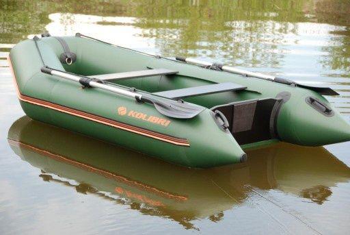 Wypożyczę ponton wędkarski turystyczny Kolibri 330