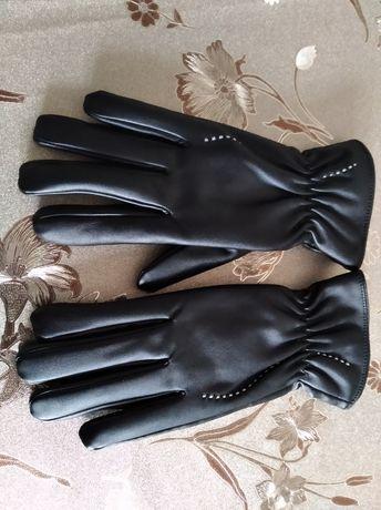 NOWE rękawiczki zimowe damskie