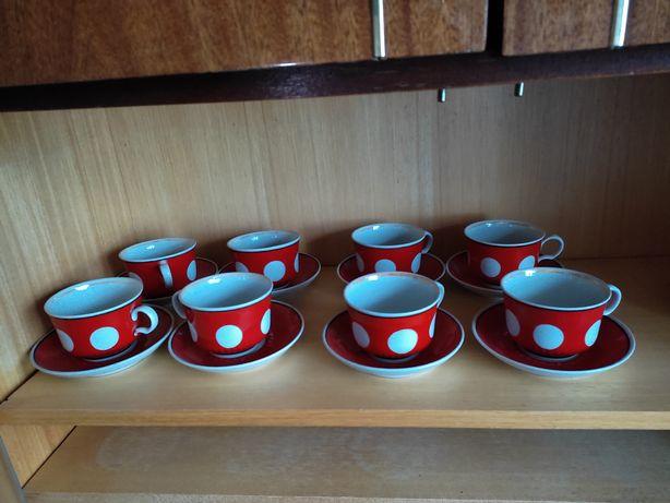 Посуда, чайные пары,