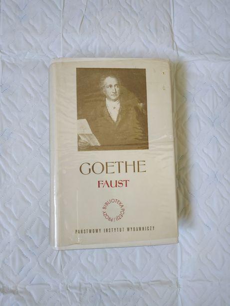 Faust cz I i Ii, Goethe 1968
