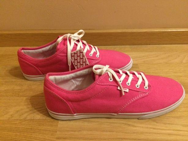 Oryginalne nowe buty trampki VANS 41