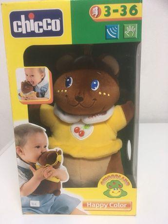 Chico urso peloche
