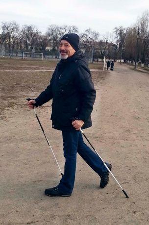 Уроки скандинавской ходьбы (Днепропетровск)