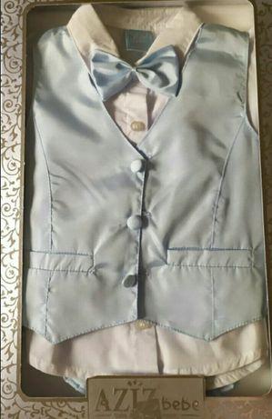 Нарядный костюм на мальчика 68 см