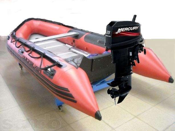 Лодка с мотором (Бельгия)