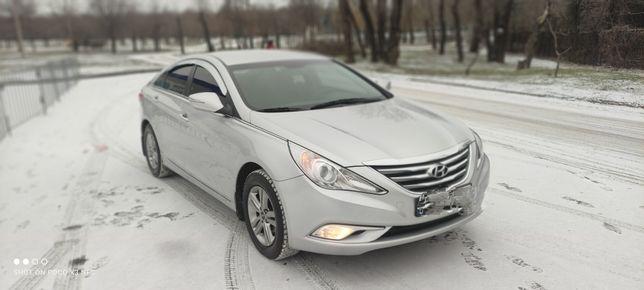Hyundai Sonata YF LPI (газ)