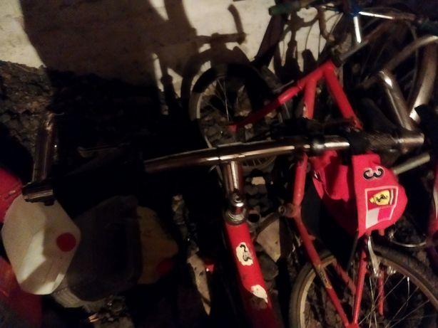 Продам велосипеда невеликого