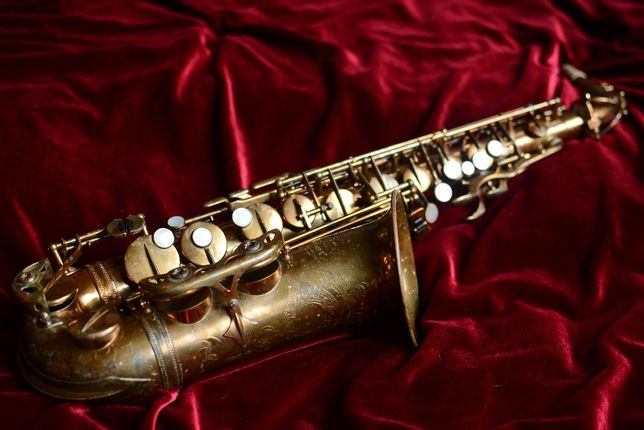 1950 Selmer Super Balanced Action SBA Saksofon Altowy!