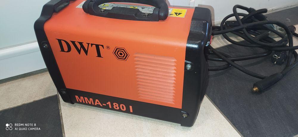 Сварочный аппарат DWT 180 Чепино - изображение 1