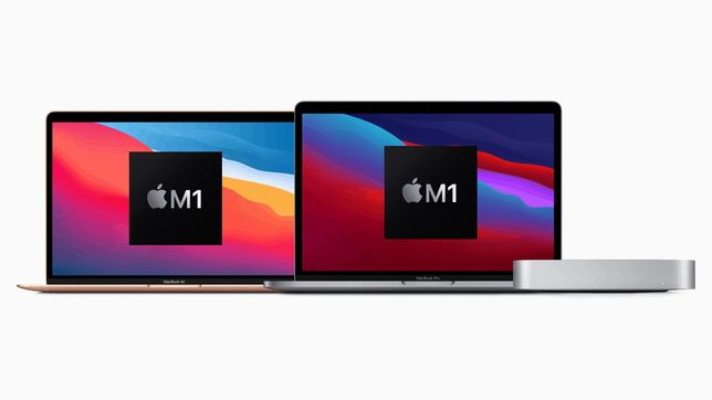 Новые mac mini macbook pro air late 2020 на M1 под заказ