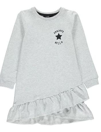 Платье туника на 8-9 лет, хб, George, Англия