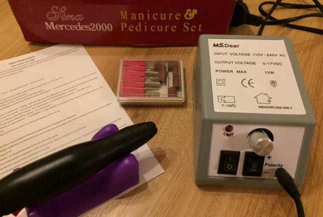 Для педикюра и маникюра Lina mercedes 20000 оборотов фрезер ногтей
