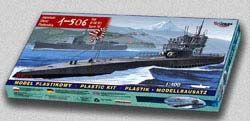 Japanese submarine I-506 type U-IX D1 Turm IV Mirage Hobby   40046